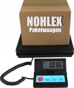 Paket- und Plattformwaage NOHLEX SF890